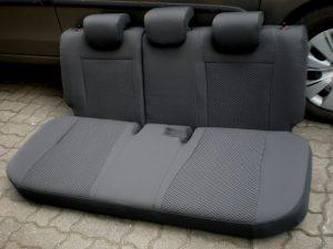 Altair - pokrowiec na tylną kanapę samochodu osobowego