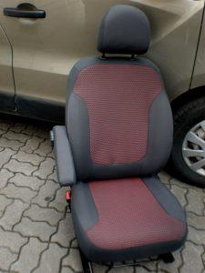 Altair - pokrowiec na przednią kanapę samochodu osobowego