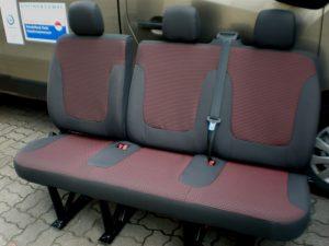 Altair - Altair - pokrowiec na tylną kanapę samochodu osobowego