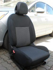 Altair - Altair - pokrowiec na przednią kanapę samochodu osobowego
