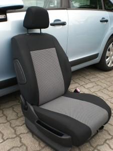 pokrowiec na fotel samochodu osobowego
